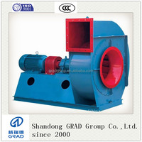 high temperature industrial boiler centrifugal blower fan for smoke exhaust