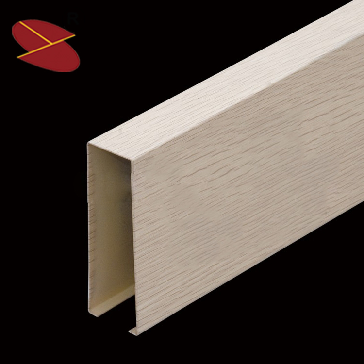 <strong>U</strong> Strip Aluminum Ceiling Beam Wholesale with Factory Price
