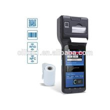 pda phone android rugged phone filled industrial application of thermal printer,Barcode scanner and RFID reader touch screen ha