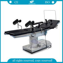 AG-OT007 height adjustable portable multifunction used medical exam tables