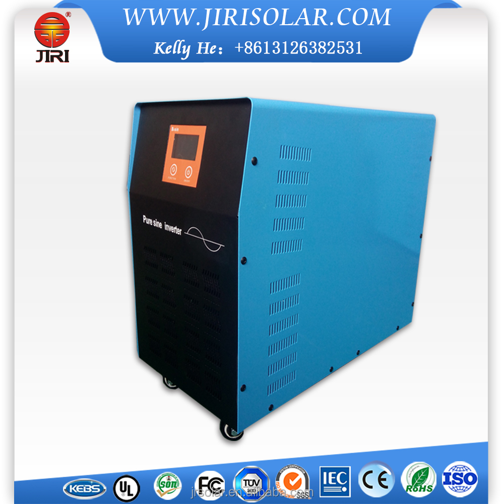 5KW Rechargeable Solar Power Inverter With Charger