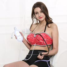 Sexy ladies and women breast for Electronic Healthy Care Breast Enhancer Massager vibrating bra