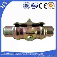 Drop Forged Sleeve Coupler Scffolding Galvanized Pipe Clamps