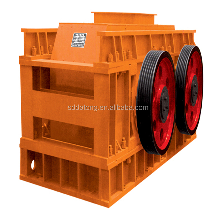 China alibaba supplier stone coal ore 2PGX double roller crusher price