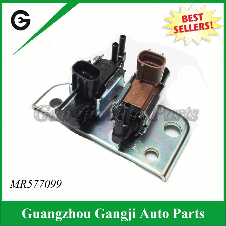High Quality Emission Solenoid Valve MR577099 For <strong>Mitsubishi</strong> Montero Pajero Shogun <strong>L200</strong> 4D56