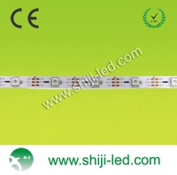 ws2812b rgb led tape 5050smd programmable led strip 60leds per meter