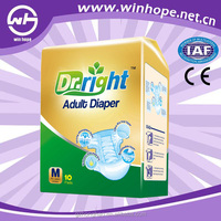 Dr.Right new products Senior Adult Diapers With High Absorbency competitive price