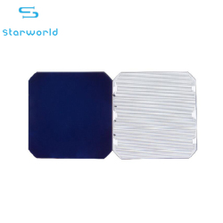 Wholesale A grade 5 inch Solar Cell Price High Current Sunpower C60 Solar Cell 3.4W For Sale