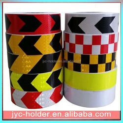 vehicle marking tape ,YS0168 reflective tape used on truck/car tape/night safety tape Manufacturer in best price