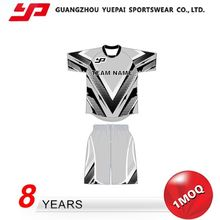 Hot Sales Exceptional Quality Newest Fashion Soccer Jersey Short And Socks Kit