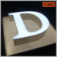 illuminated letter signs with responsive customer service