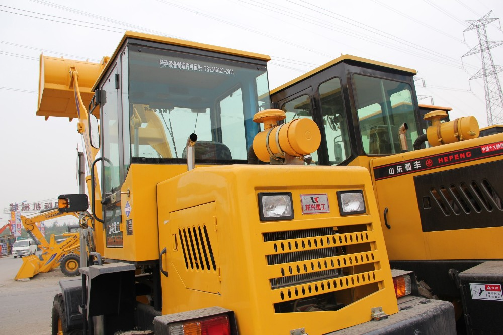 2017 hot sale Engineering & Construction Machinery wheel loader