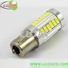 led auto brake turning light 12v high power 1156 led bulb 33 SMD 5630 Ba15s Led turning light for auto car motorcycle truck