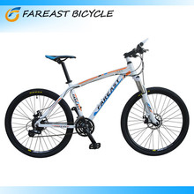 27.5 inch aluminum frame M310 derailleur 24 speed mechanical disc brake mountain bike