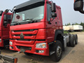 Howo 6x4 Truck Head Sinotruk prime mover Truck Trailer Tractor