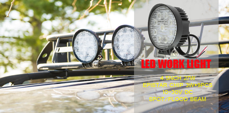 Waterproof 30w white 4x4 led driving light bar,7 inch 4d led mini light bar auto spare parts