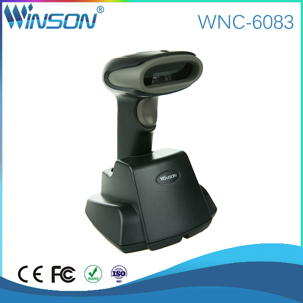 Greatly improve work efficiency support RS232 and USB interface handheld bar code scanner