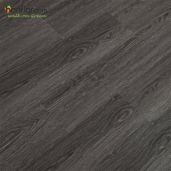 4mm Thick Eco Friendly Waterproof Dry Back Glue Down Vinyl Plank Flooring