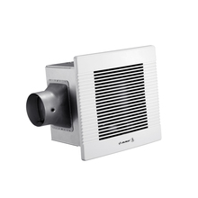 CE CB SASO KDK Style Centrifugal Full Metal Ceiling Mounted Ventilation Exhaust Fan Duct Fan