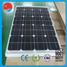 Professional Wholesale ISO9001 60W Polycrystalline Panel Solar Cell