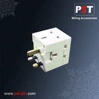 BS Plug Adapter Travel Adapter