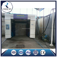 Auto Car Wash Equipment Rollover Type Car Washing Machine
