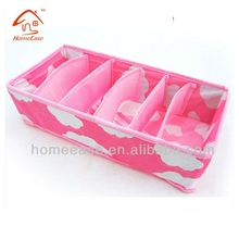 Wholesale collapsible made in china undergarment storage boxes