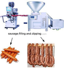Sausage Making Machine for chicken beef halal sausage