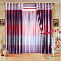 2014 china wholesale ready made curtain,curtain rail cover