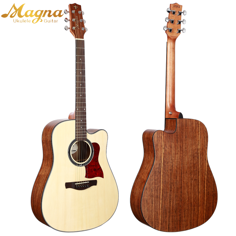 41inch D Style China factory made cheap Acoustic Electric Guitar