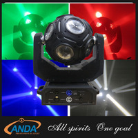 New design 12pcs 12w RGBW 4in1 LED Football Beam Light Moving head light for club,dj,stage ,disco.