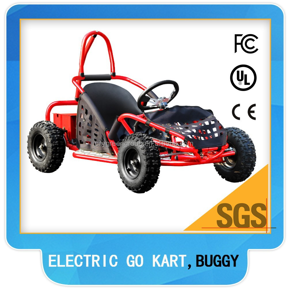 1000W electric golf buggy, mini go kart for kids(TBG 01-1000W)