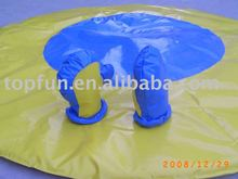 2012 hot inflatable Sport games/boxing suit