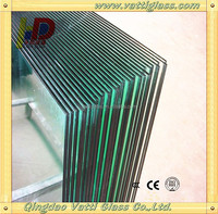 6mm Tempered Glass Price with CE / ISO9001 / CCC