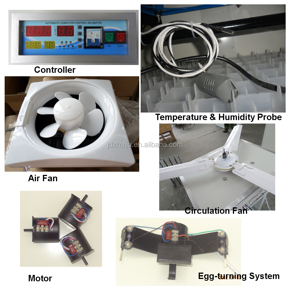 all kinds of automatic egg incubator spare parts for sale