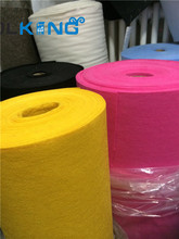 fashion viscose/polyester needle punched cloth