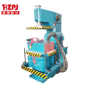 Z149B1sand casting molding machine Air cushion microseismic compaction molding machine