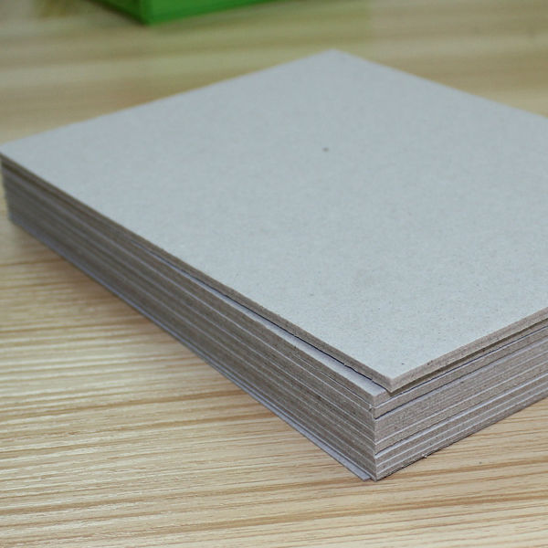 A Grade Grey Color Duplex Glossy 350gsm Paper for Printing