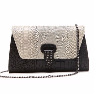 Pu clutch mini party bag leather women's evening bag envelope