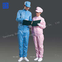 Antistatic Protective Smock for Cleanroom