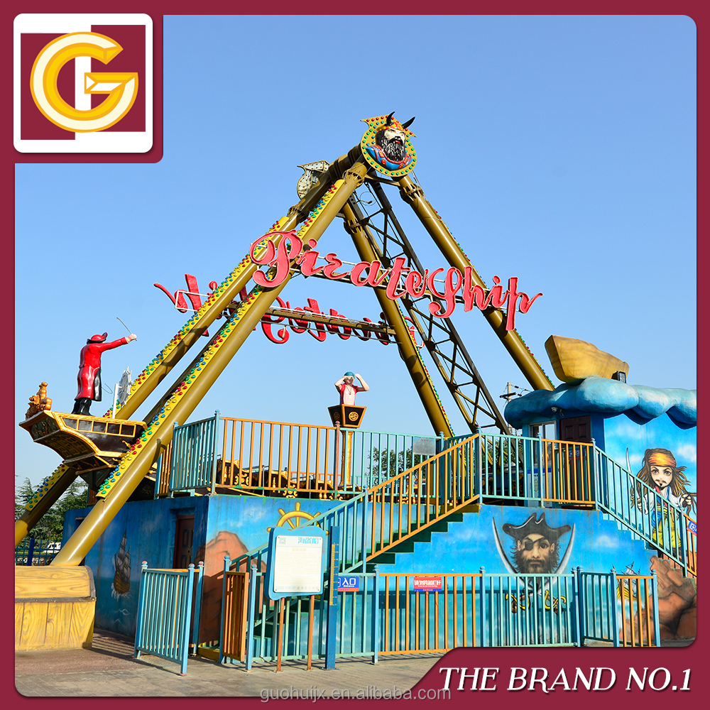 theme park equipment real pirate ship for sale