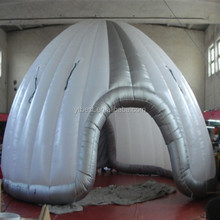 Popular Inflatable Air Dome Tent / Outdoor Inflatable Yurt/Ger