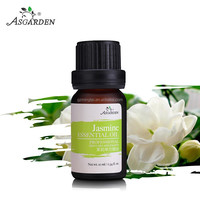 OEM/ODM Supply 100% Pure Natural Jasmine Essential Oil Therapeutic Grade Cosmetic Grade 10ml