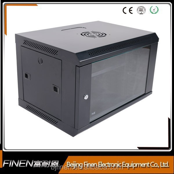 New 19 inch classic 9U wall mount server electrical distribution box