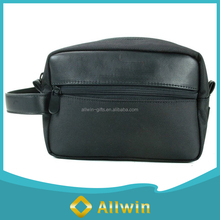 Custom polyester mens shaving dopp kit for wholesale