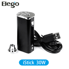 Huge Vapor 2200mah Capacity Ismoka 30W Eleaf Istick Express Kit Upgraded From iStick 20W
