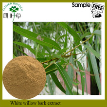 Pure Natural white willow bark extract salicin salicylic acid with price