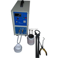 Jewelry Casting Equipment 15KW Dual use Mini Gold Smelt Furnace for Sale Platinum Melting Furnace
