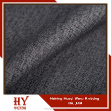 Using environmental protection dyeing upholstery horse hair polyester fabric for sofa
