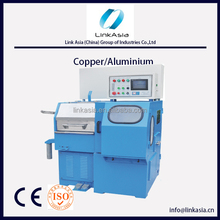 Inlet 0.03-0.08 Outlet 0.018-0.04 17 dies copper wire drawing machine